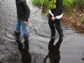 Wassertiefe